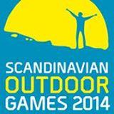 Scandinavian Outdoor Games Logga