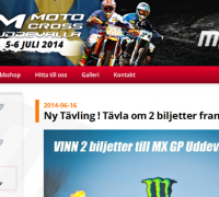 Motocross VM i Uddevalla