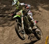 Ryan Villopoto racing MXGP